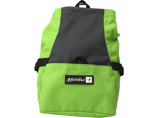 Metolius Chalk n' Roll Boulderbag, green/grey